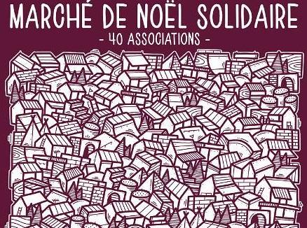 Marché de Noël Solidaire 2019